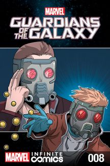 GUARDIANS OF THE GALAXY: AWESOME MIX INFINITE COMIC #8