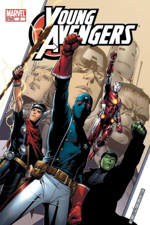 Young Avengers (2005) #2