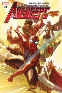 Avengers (2016) #4