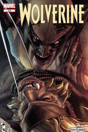 Wolverine (2010) #313