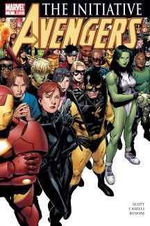 Avengers: The Initiative (2007) #1