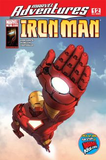 Marvel Adventures Iron Man (2007) #12