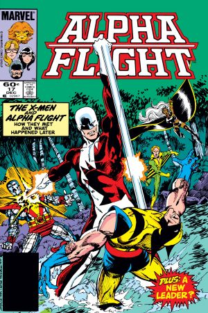 Alpha Flight (1983) #17