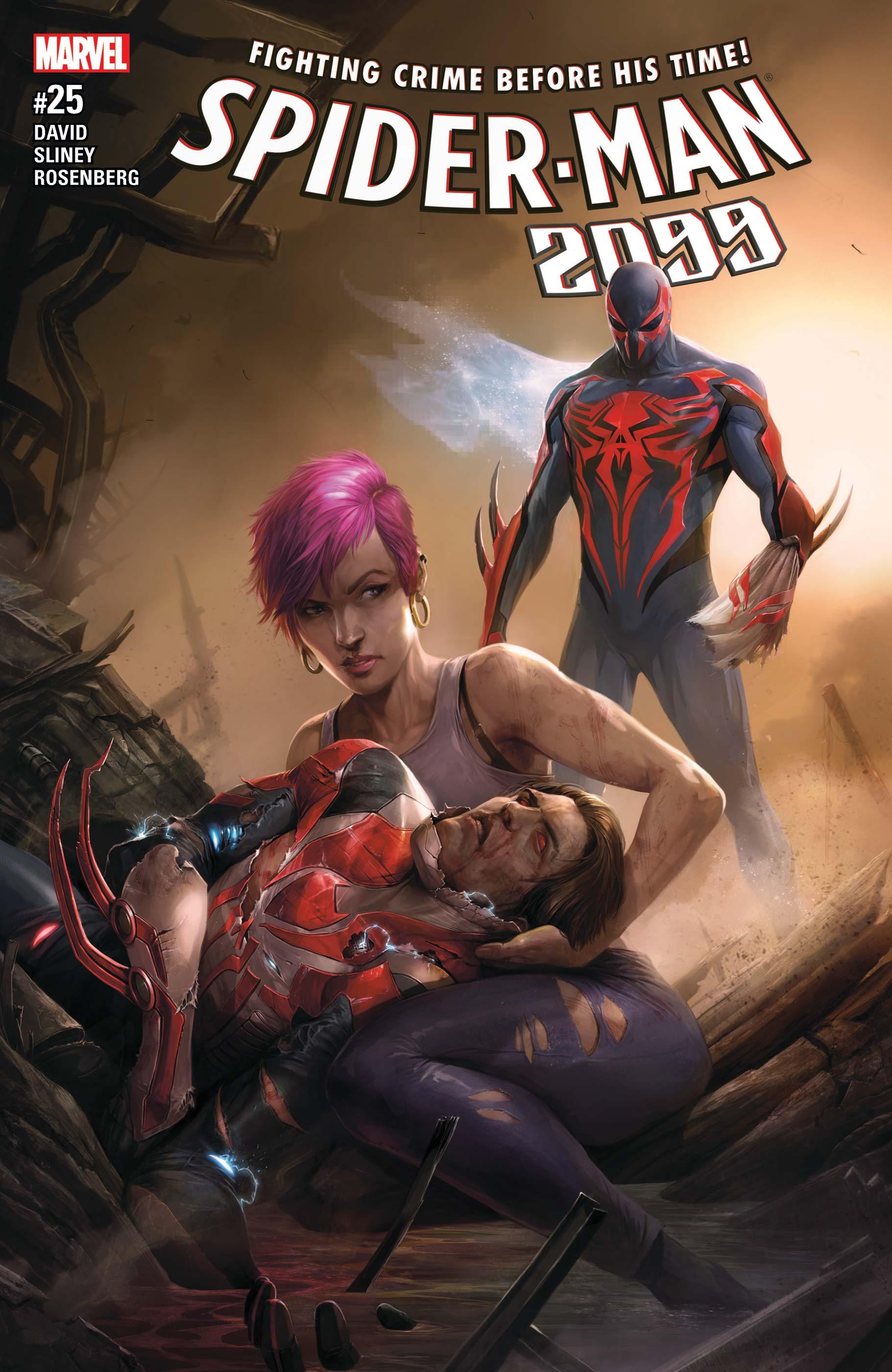 Spider-Man 2099 (2015) #25