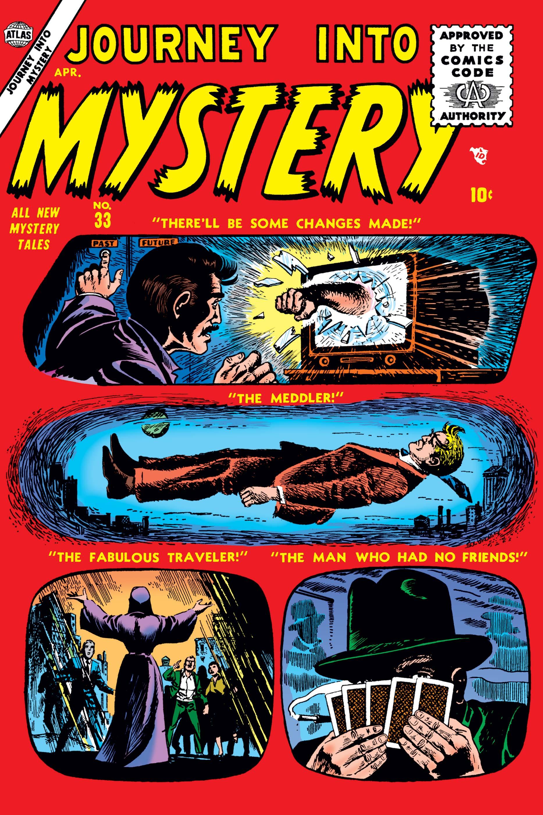 Journey Into Mystery (1952) #33