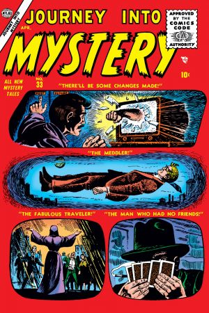 Journey Into Mystery (1952) #33