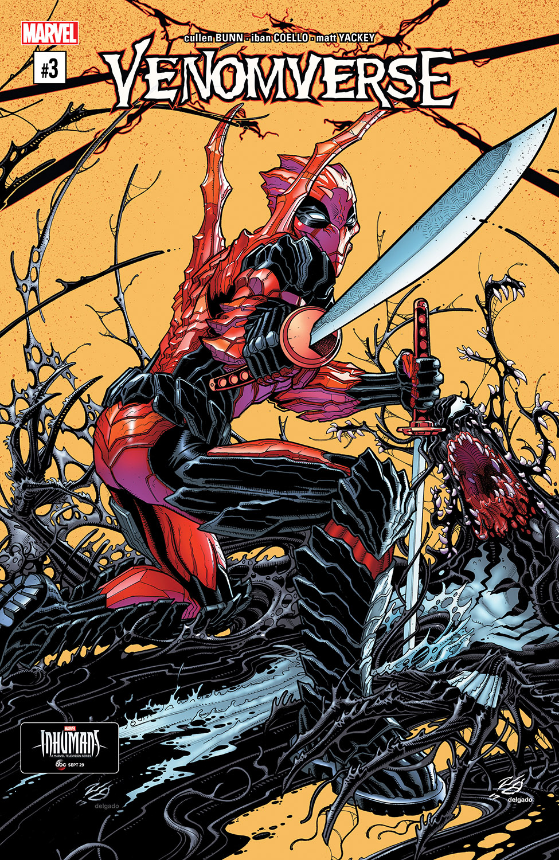 Venomverse (2017) #3