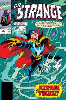 Doctor Strange, Sorcerer Supreme (1988) #19