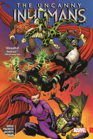 UNCANNY INHUMANS VOL. 2 HC (Hardcover)
