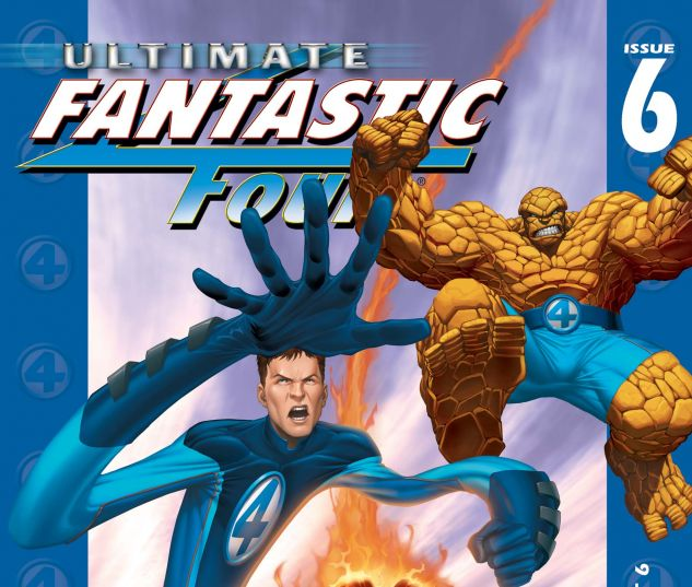 Ultimate Fantastic Four (2003) #6