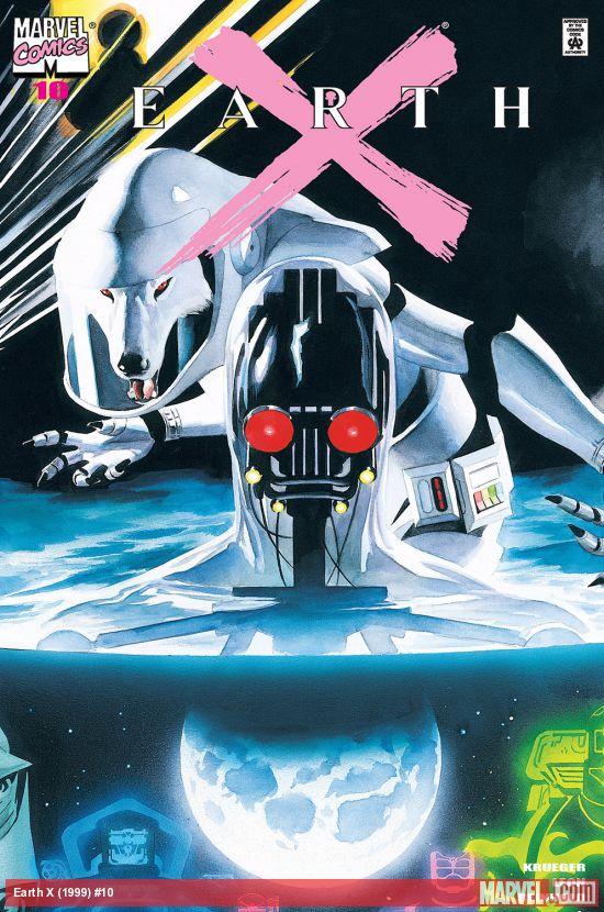Earth X (1999) #10