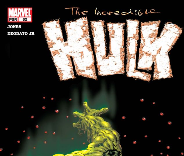 INCREDIBLE HULK (1999) #62
