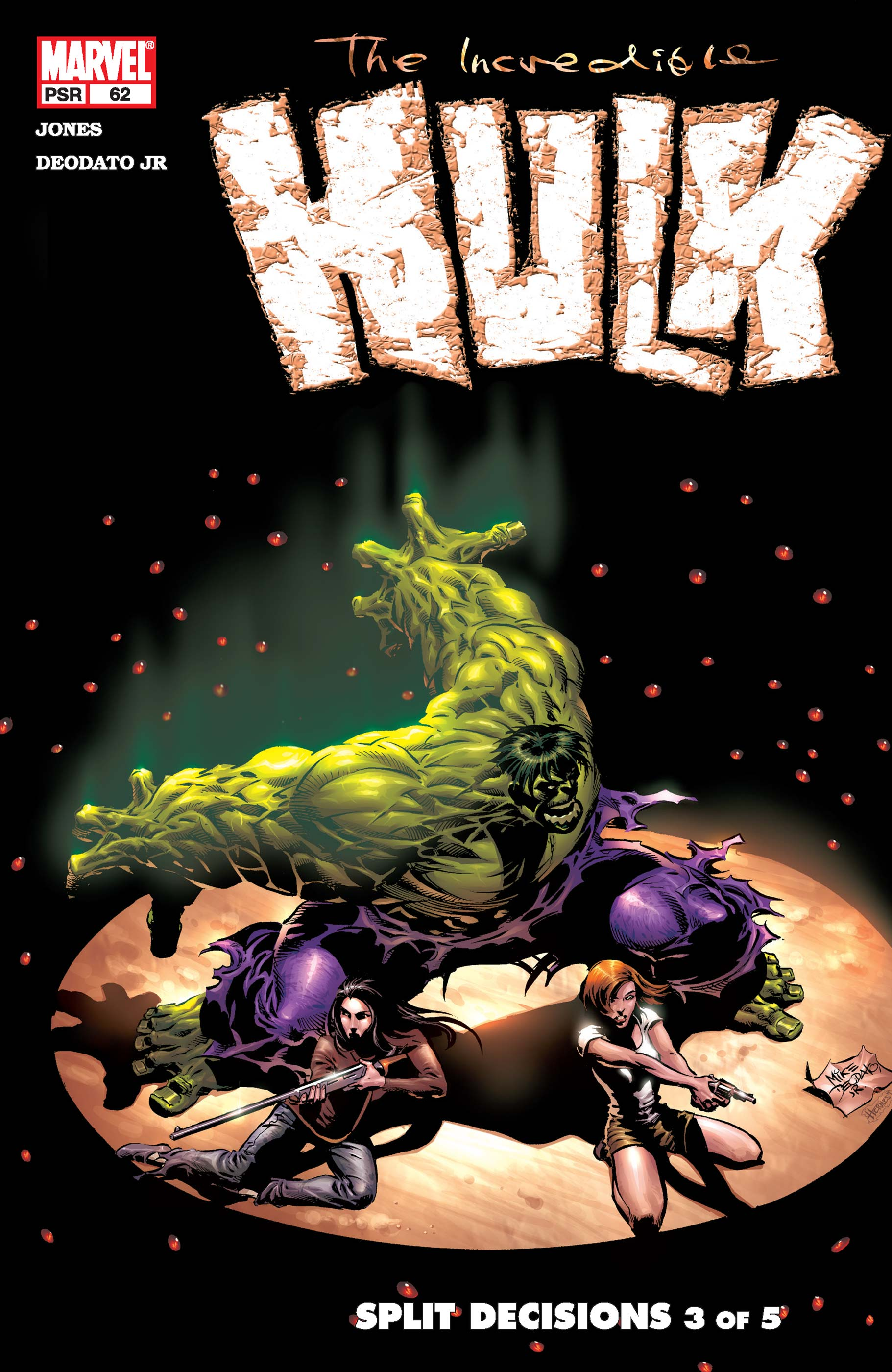 Incredible Hulk Vol. 6: Split Decisions (Trade Paperback)