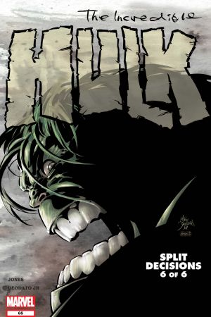 Incredible Hulk (1999) #65