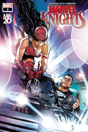 Marvel Knights 20th #2