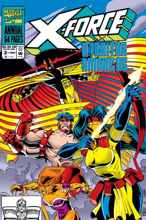 X-Force Annual #3