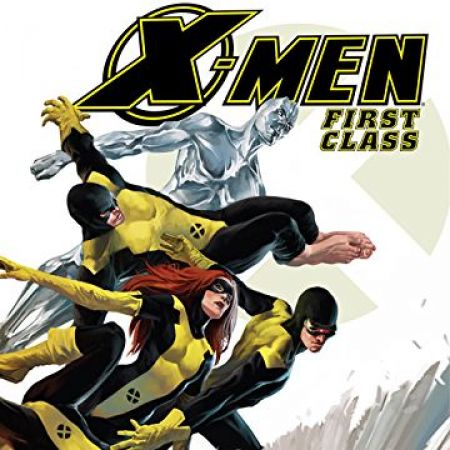 X-MEN FIRST CLASS (2006)