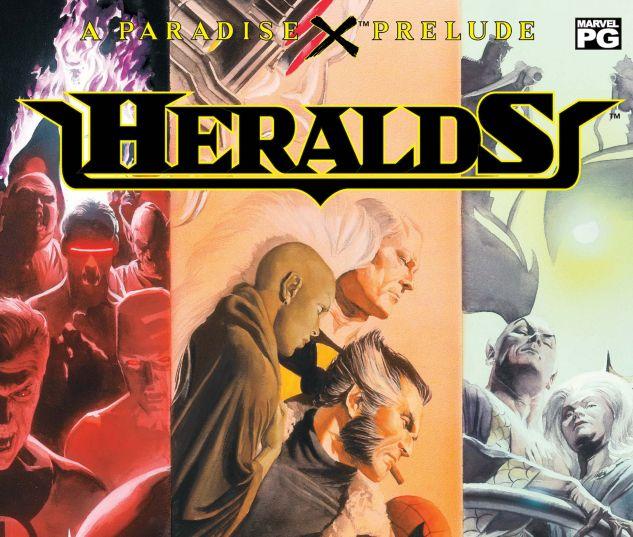 Paradise X: Heralds (2002) #2