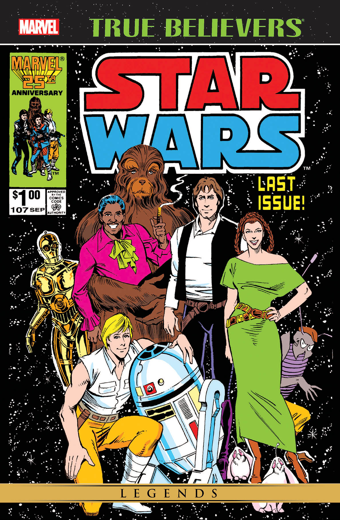 True Believers: Star Wars - The Original Marvel Years (2019