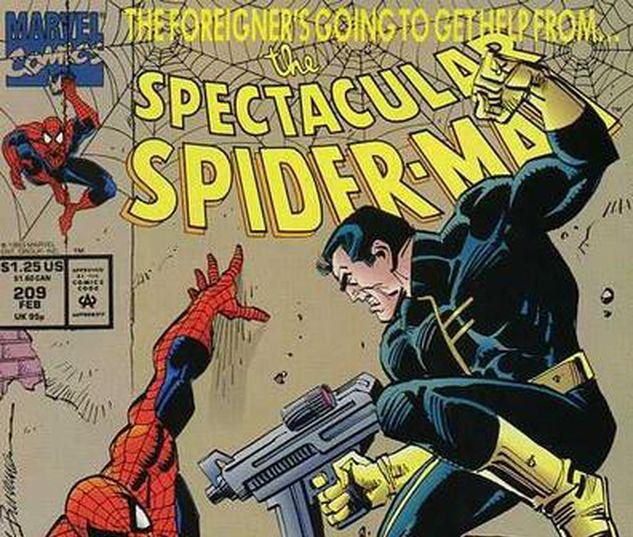 Spectacular Spider-Man #209