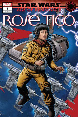 Star Wars: Age Of Resistance - Rose Tico (2019) #1 (Variant)