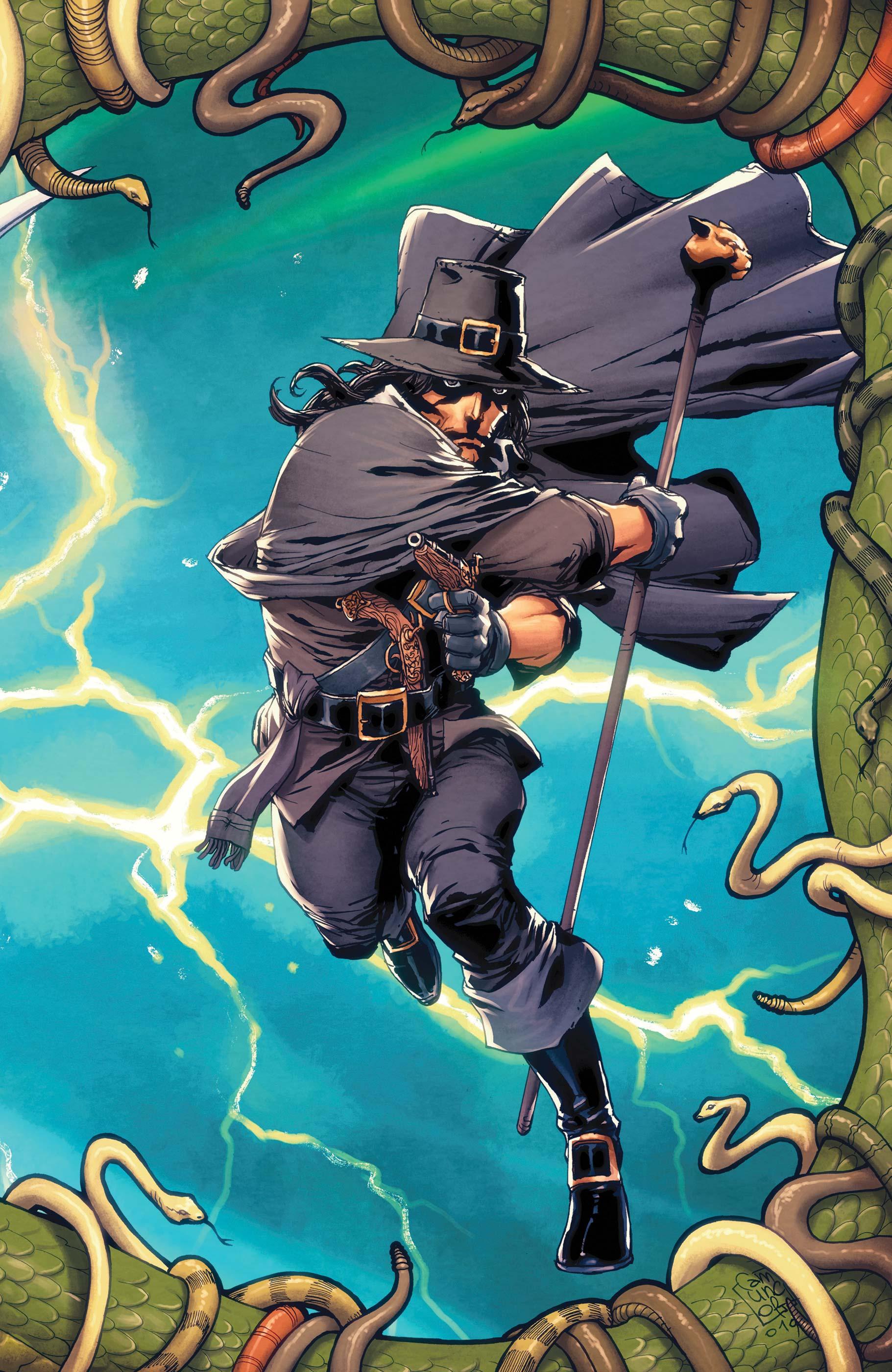 Conan: Serpent War (2019) #4 (Variant)