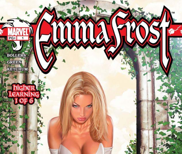 EMMA FROST (2003) #1