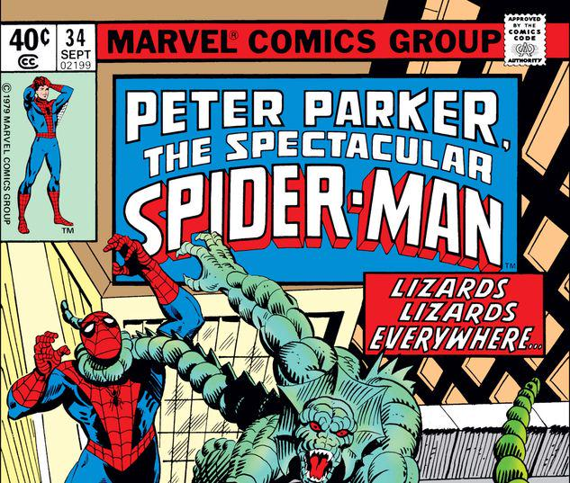 Peter Parker, the Spectacular Spider-Man #34