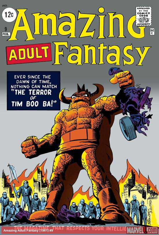 Amazing Adult Fantasy (1961) #9
