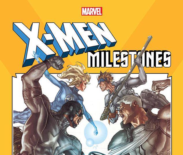 X-MEN MILESTONES: AGE OF X TPB #1