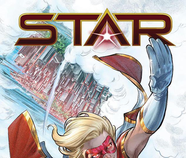 STAR: BIRTH OF A DRAGON TPB #1