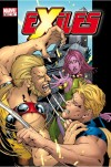 EXILES (2008) #59 COVER