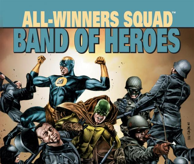 All Winners Squad: Band of Heroes (2011) #4