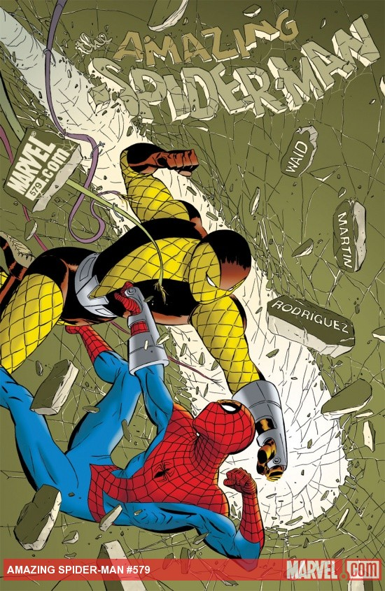 Amazing Spider-Man (1999) #579