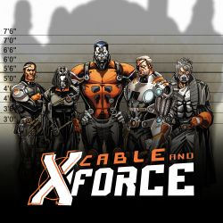 Cable and X-Force (2012)