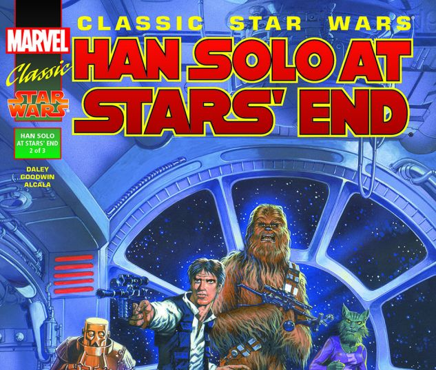 Classic Star Wars: Han Solo At Stars' End (1997) #2