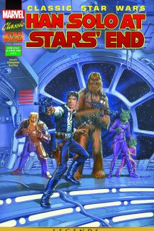 Classic Star Wars: Han Solo At Stars