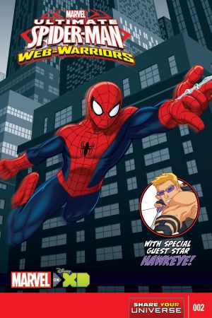 Ultimate Spider-Man: Web Warriors #2