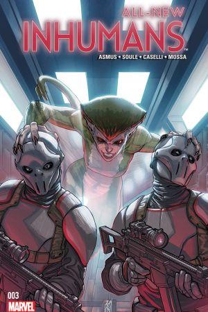 All-New Inhumans (2015) #3