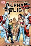ALPHA FLIGHT (2004) #11 Cover