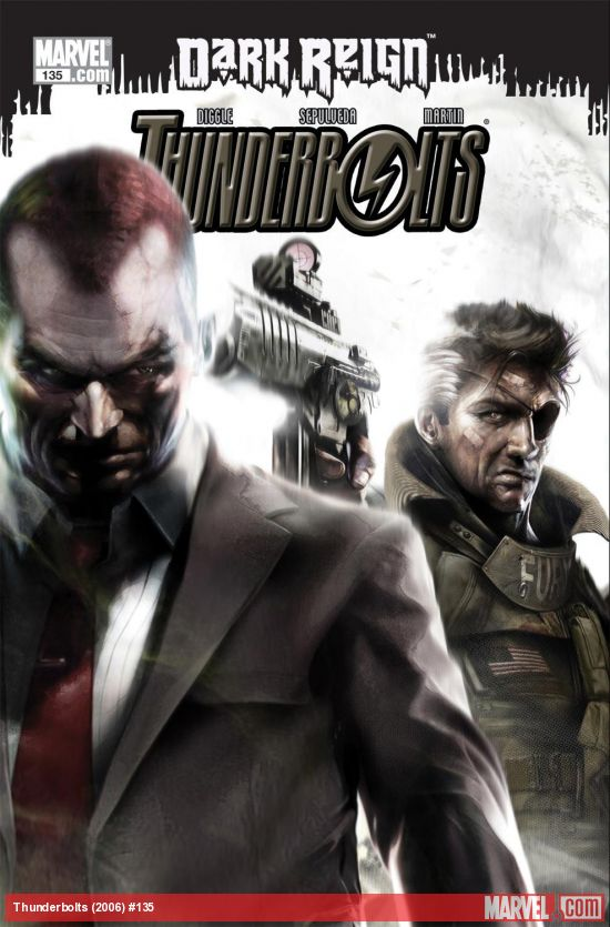 Thunderbolts (2006) #135
