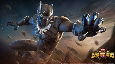 Marvel Contest of Champions Black Panther
