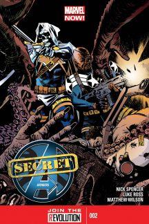 Secret Avengers (2013) #2