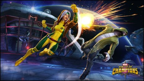 Marvel Contest of Champions Rogue Spotlight