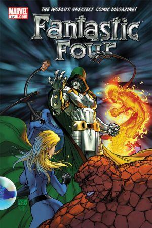Fantastic Four (1998) #551