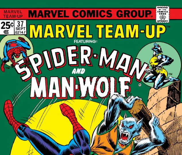 MARVEL TEAM-UP (1972) #37
