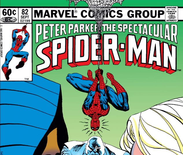 Peter Parker, The Spectacular Spider-Man (1976) #82