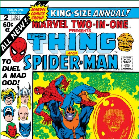 Marvel Two-in-One Annual