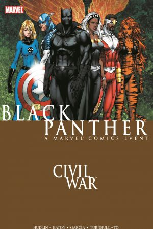 Civil War: Black Panther (Trade Paperback)