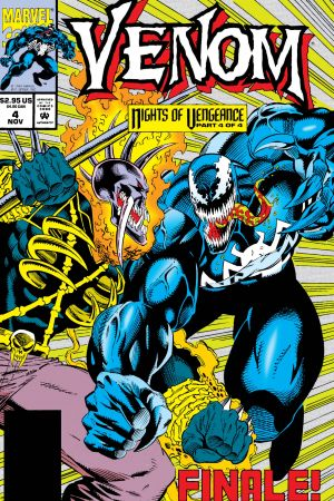 Venom: Nights Of Vengeance (1994) #4